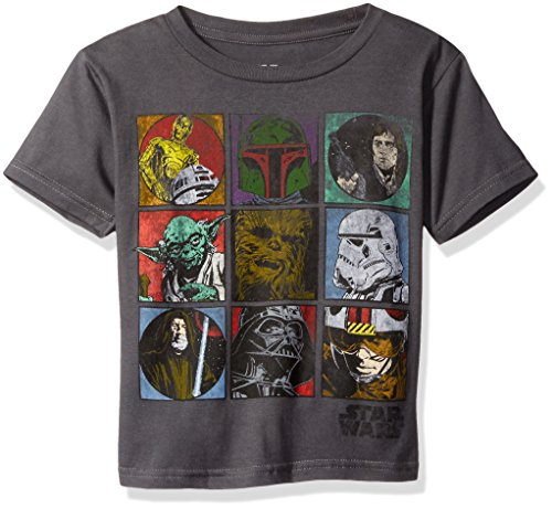 Star Wars RWEP0DNJSC3P1XX Boys T Shirt