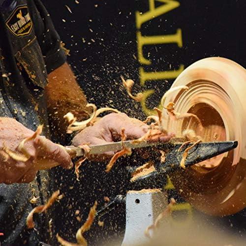 Easy Wood Tools Mini-Größe Rougher (5200), Werkzeuge zum Drehen von Holz auf Drehmaschinen, Werkzeuge zum Drechseln, Holzdreher