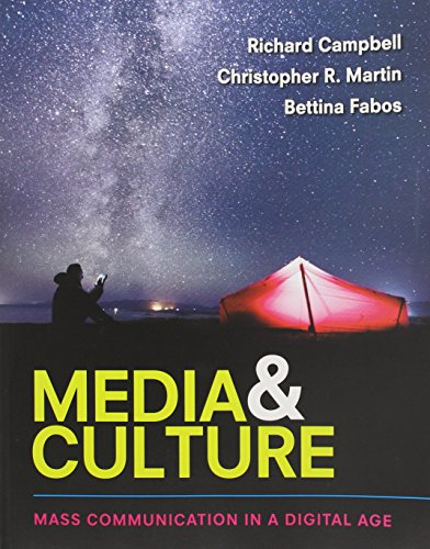 Media & Culture: An Introduction to Mass Communication cover