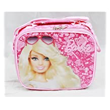 Mattel Barbie Insulated Lunch Bag-tote-school [Toy]