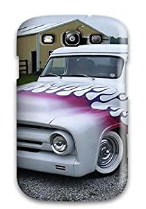 Hot Tpu Cover Case For Galaxy/ S3 Case Cover Skin - 1955 F100