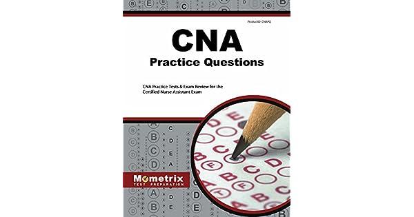 Amazon.com: CNA Exam Practice Questions (First Set): CNA ...