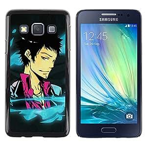 Exotic-Star ( Funny Cool Anime Guy ) Fundas Cover Cubre Hard Case Cover para Samsung Galaxy A3 / SM-A300