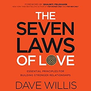 The Seven Laws of Love Audiobook