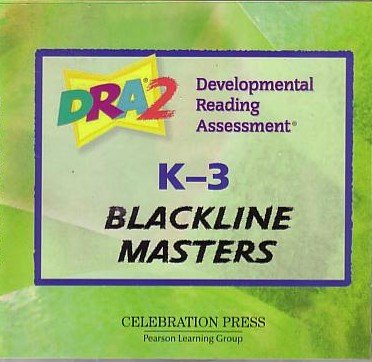 Developmental Reading Assessment  K 3   Blackline Masters