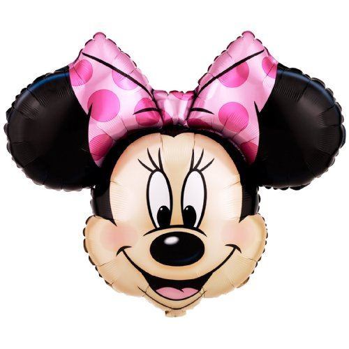 Disney Minnie Mouse Head Jumbo 28