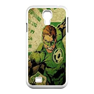 SamSung Galaxy S4 9500 phone cases White Green Lantern fashion cell phone cases UTRE3327963