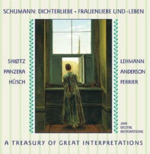 UPC 017685123528, Schumann: Dichterliebe; Frauenliebe und Leben. A Treasury of Great Interpretations.