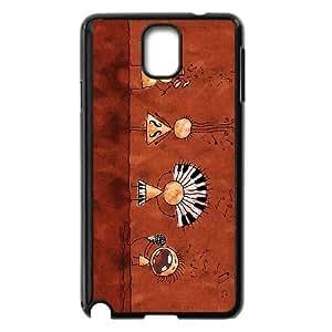 3dart Samsung Galaxy Note 3 Cell Phone Case Black ten-255480