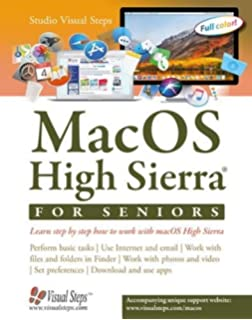 MacOS High Sierra For Seniors Learn Step By How To Work With