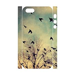 Diy Flying Birds Phone Case For Sam Sung Note 3 Cover 3D Shell Phone JFLIFE(TM) [Pattern-1]