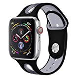 Lyperkin Compatible with Apple Watch Series 4 Band...