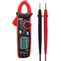 Uni-T B4Q094 UT210E True RMS AC/DC Current Mini Clamp M W Capacitance Tester