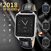 Smart Watch for Android Phones, iFunTec Bluetooth Smartwatch Android Touchscreen Smart Watches with Camera Watch Cell Phone with SIM Card Slot Compatible for iPhone iOS Android Smartphones Men Women