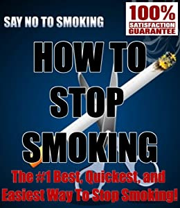 how to stop smoking the easy way
