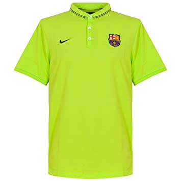 Nike League FC Barcelona Authentic Polo Shirt - Camiseta camisa deportiva  para hombre c81bc67fb87
