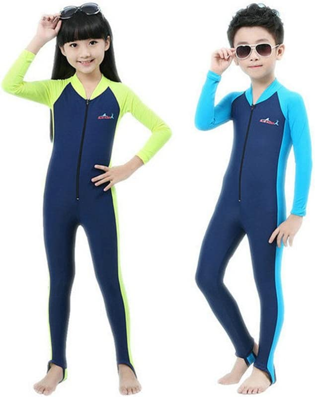 Labelar Sun Schutz Badebekleidung Badeanzug Stinger Full Body f/ür Jungen und M/ädchen