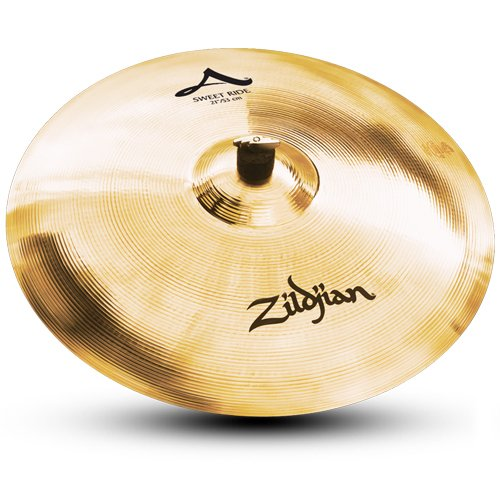 Zildjian A Series 21'' Sweet Ride Cymbal, Brilliant