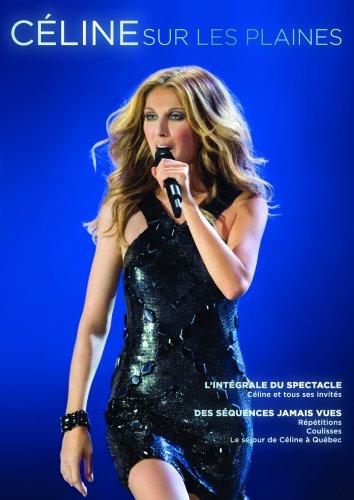 DVD : Celine Dion - Celine Sur Les Plaines 2008 (DVD)