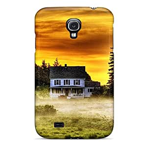 Quality EmptySpiral Case Cover With Simply Beautiful Nice Appearance Compatible With Galaxy S4