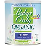 Babys Only Organic Dairy Formula, 12.7 Ounce (Pack of ...