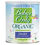 Amazon Price History for:Baby's Only Organic Dairy Formula, 12.7 oz. (Packaging May Vary)