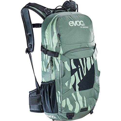 Evoc FR Enduro Protector Hydration Backpack Olive/Light Petrol, S