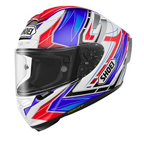 Shoei Assail X-14 Sports Bike Racing Motorcycle Helmet - TC-2 / Small