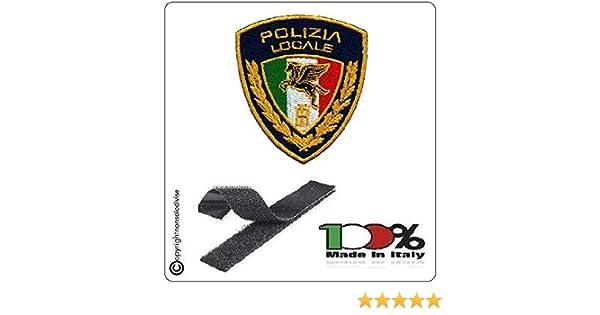 GS1 Parche Bordado con Velcro policía Locale Nuevo Logotipo 2020 ...