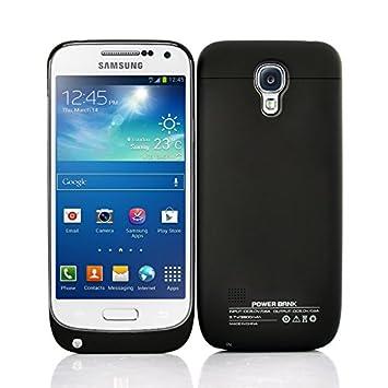 wholesale dealer d3c93 6e256 Amazon.com: Battery Case for Samsung Galaxy S4 Mini: Electronics