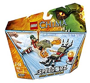 LEGO - Flaming Claws, playset (70150)