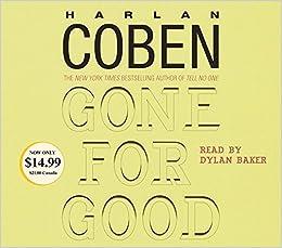 Amazon Fr Gone For Good A Novel Harlan Coben Dylan