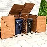Leisure Season TRSM5937-E Horizontal Trash and