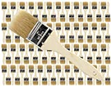 Pro Grade - Chip Paint Brushes - 96 Ea 2 Inch Chip