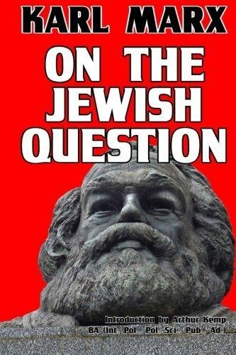 On the Jewish Question by Karl Marx (2014-10-11) (Karl Marx Jewish Question)