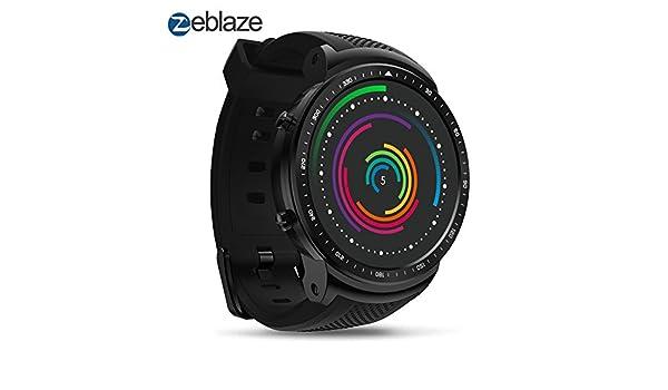 Amazon.com: Zeblaze Super Lightweight Smart Thor PRO Watch ...
