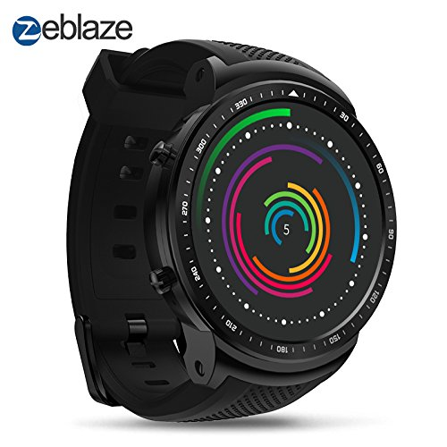Amazon.com: Zeblaze Super Lightweight Smart Thor PRO Watch ...