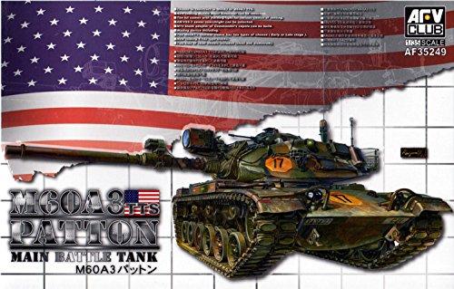 AFV Club 1:35 M60A3 Patton Tank AF35249