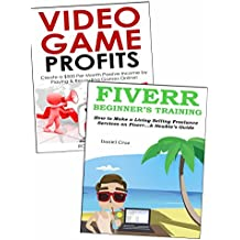 2 Internet Business Ideas for Beginners: Making Money via YouTube Video Games & Fiverr Freelance Services