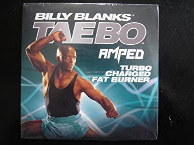 Billy Blanks Tae Bo Amped - Turbo Charged Fat Burner by Billy Blanks