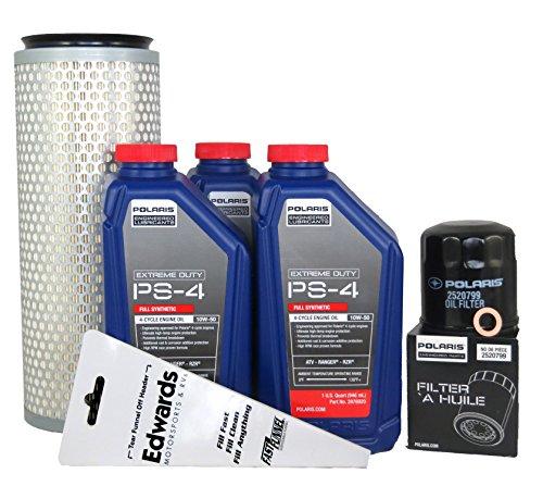 2007 Ranger 500 Efi 4X4 Genuine Polaris Extreme Duty Oil Change and Air Filter Kit