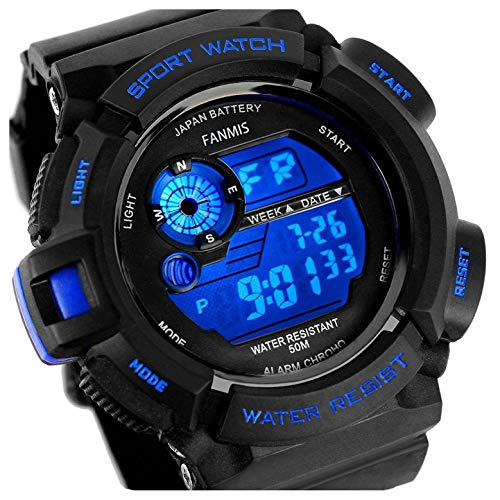 Fanmis Mens Military Multifunction