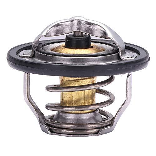 cciyu 21018811 12622410 143-0839 Engine Coolant Thermostat Housing Kit Water Outlet Thermostat Housing Kit fit for 2011-2015 Buick Regal,2005-2010 Chevrolet Cobalt