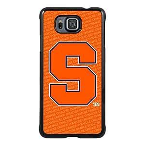 Ncaa Atlantic Coast Conference Acc Footballl Syracuse Orange 1 Black New Style Custom Samsung Galaxy Alpha Cover Case
