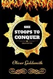 Image of She Stoops to Conquer: By Oliver Goldsmith - Illustrated