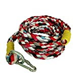 #5: Aoneky Gym Climbing Ropes (Multi Color, 1.5'' x 15 ft)