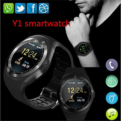 Amazon.com: Hot 696 Bluetooth Y1 Smart Watch Relogio Android ...