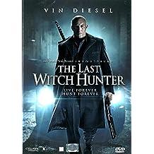 The Last Witch Hunter (Breck Eisner, DVD, Region 3) Vin Diesel, Rose Leslie, Elijah Wood