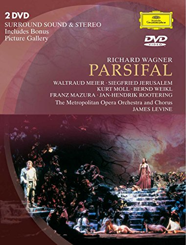 wagner parsifal dvd - 2