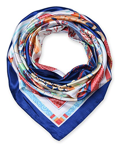 corciova Polyester Feeling Kerchief Scarf product image